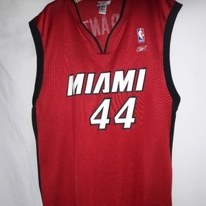 Reebok basketball jersey number 44XL Grant Miami H